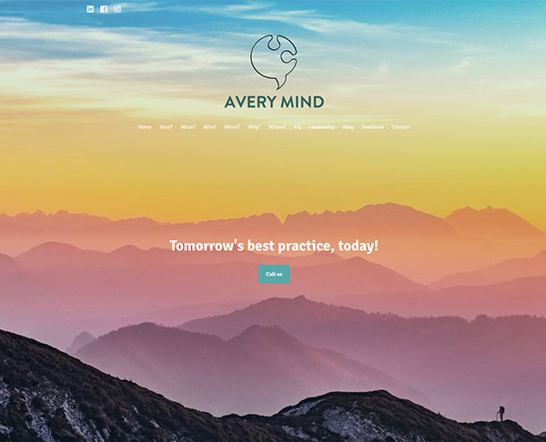 Customer Example - Avery Mind